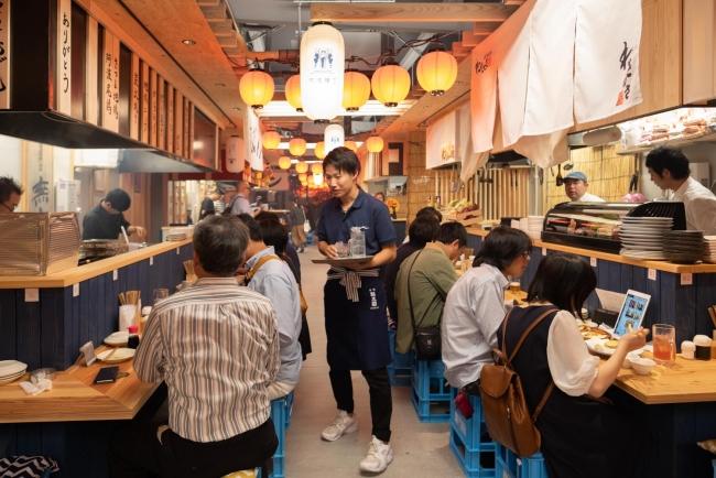 「宇都宮横丁(仮)」がオリオン通り沿いで2019年12月オープンに向け出店者18名募集開始するってよ!