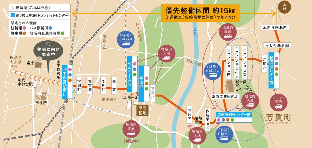 宇都宮市がSDGs先進指標で全国3位、日経新聞独自調査