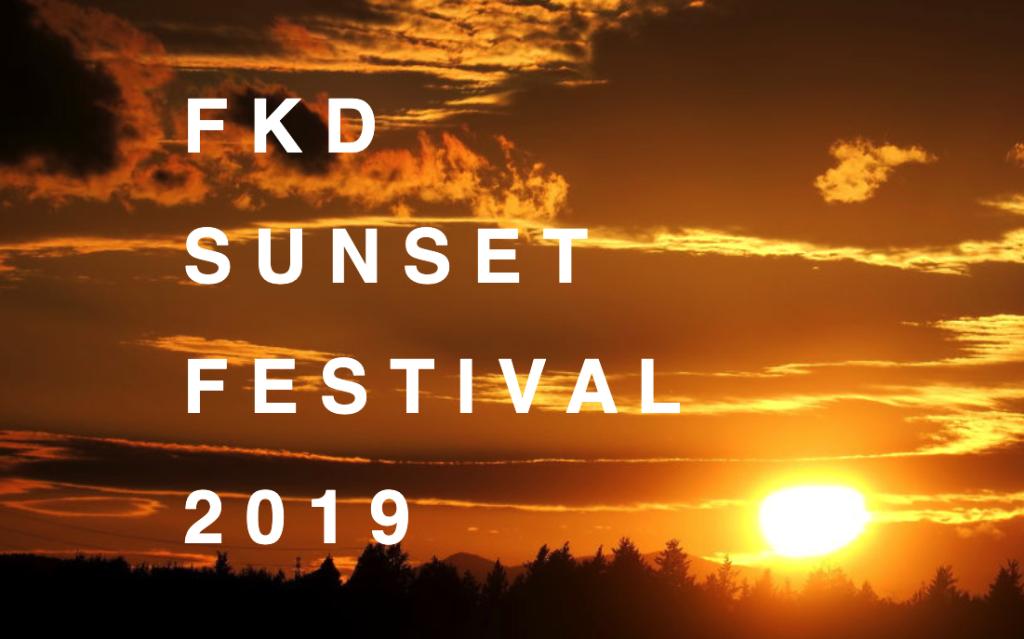 FKD SNSET FESTIVAL 2019