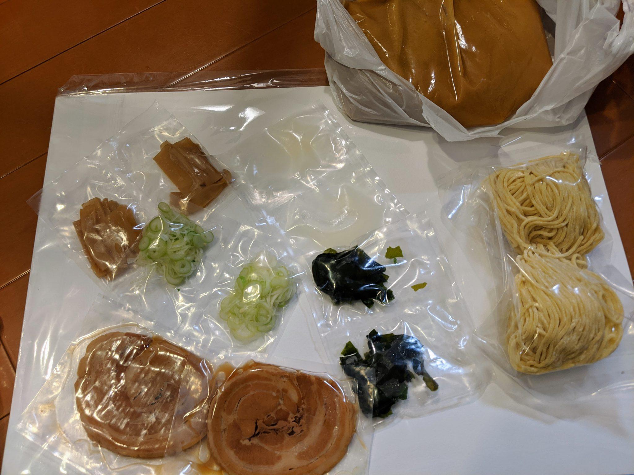 熟成田舎味噌らーめん「幸麺」が自宅で楽しめる! とちつーテイクアウト(2)
